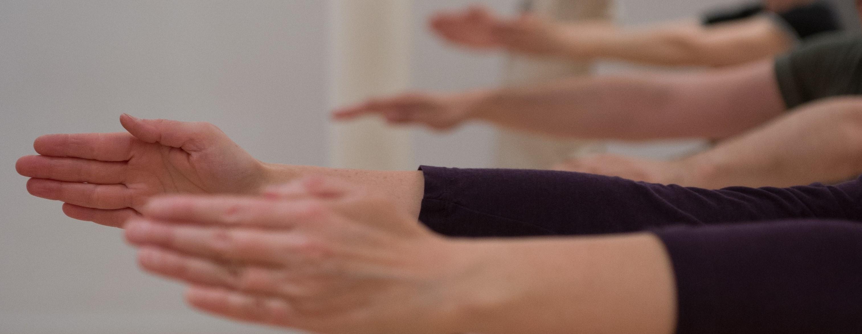 atelier de yoga